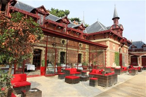 Le manoir location restaurant paris 16 me 75016 paris - Jardin de bagatelle restaurant ...