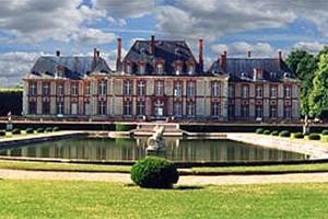 salles louer - Chateau De Breteuil Mariage