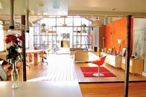 le loft bayard location loft nantes 44100 loire. Black Bedroom Furniture Sets. Home Design Ideas