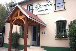 Restaurant le jardin location restaurant domont 95330 for Domont restaurant